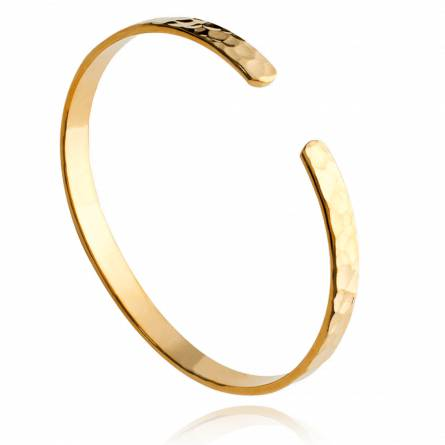 Woman gold plated Chiarina bracelet