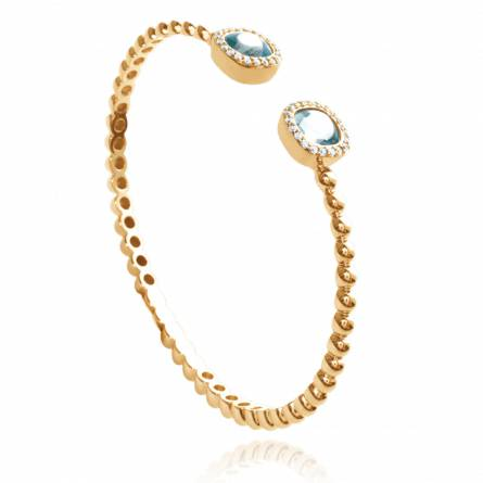Woman gold plated Hadelind bracelet
