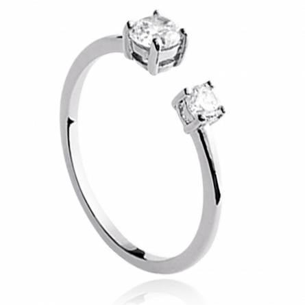 Woman silver Alphonsine ring