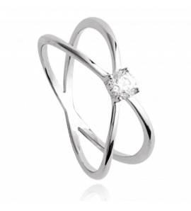 Woman silver Alta ring