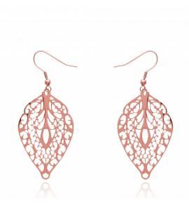 Woman stainless steel Soizic earring