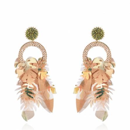 Amazonas Earring 1