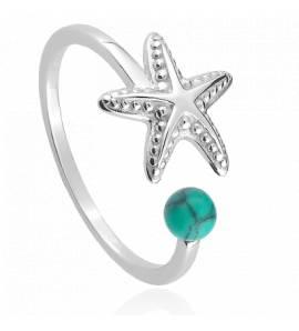 Bague Starfish