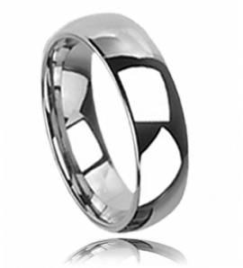 Bague homme tungstène anneau