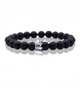Bracelet femme perle Queen 2