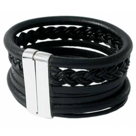 Bracelet Gladiateur Multi-Cuir
