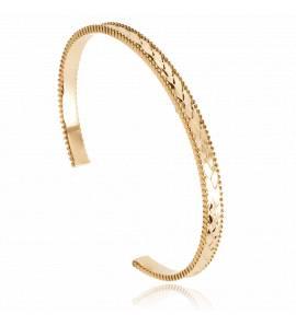 Bracelet Plaqué Or Siebe