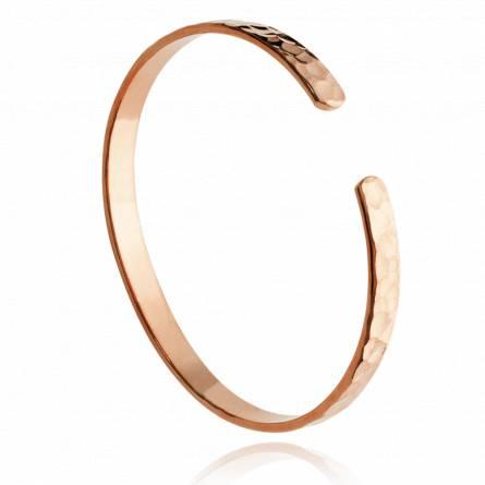 Woman gold plated Cheyanne bracelet