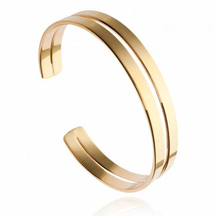 Woman gold plated Chonsie bracelet
